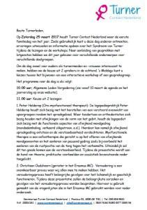 Turner syndroom uitnodiging (1)